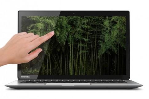 Ultrabook với màn hình cảm ứng siêu nét của Toshiba