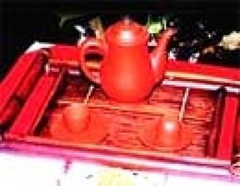 Uống trà thú tiêu khiển bình dị