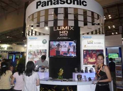 Ưu điểm của Panasonic Lumix tại Expo 2009