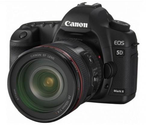 Ưu, nhược điểm của Canon EOS 5D Mark II