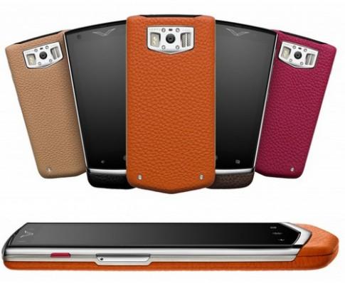 Vertu giới thiệu smartphone Android giá 140 triệu đồng