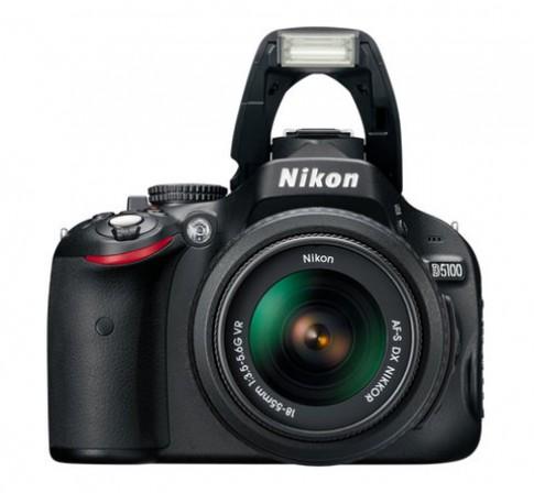 Video 'đập hộp' Nikon D5100