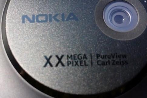 Video đầu tiên về camera trên Nokia EOS 41 'chấm'