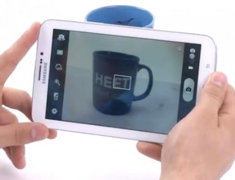 Video dùng thử máy tính bảng giá rẻ Galaxy Tab 3 7.0