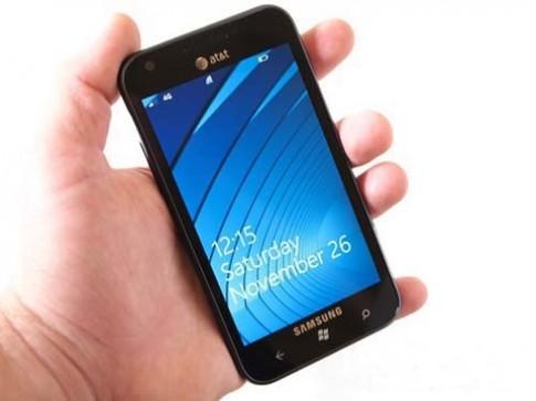 Video thử nghiệm Samsung Focus S