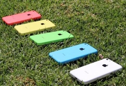 Video thực tế vỏ iPhone 5C với 5 màu sắc