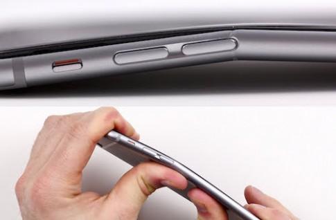 Video tổng hợp 300 chiếc iPhone bị uốn cong