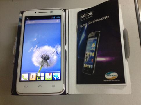 Viettel ra mắt 2 smartphone màn hình lớn giá rẻ