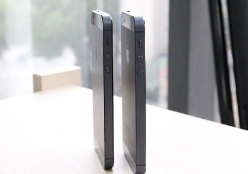 VIPPhone iP5 'đọ dáng' với iPhone 5