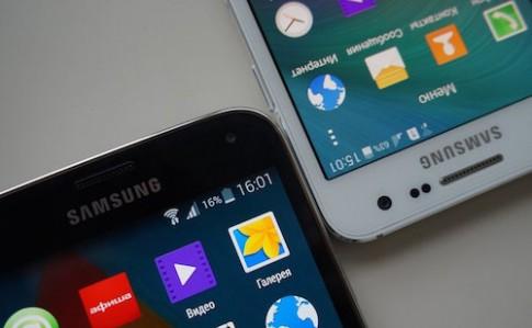 Vỏ kim loại khiến smartphone của Samsung bắt sóng kém