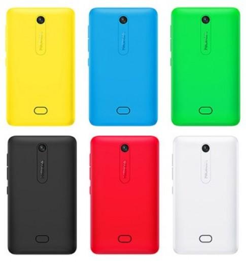 'Vũ khí' đầy màu sắc của Nokia Asha 501