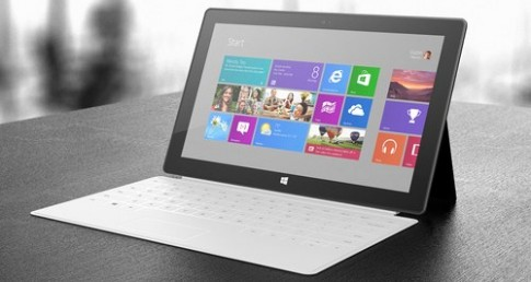 Windows 8 và phần mềm chiếm tới 45 GB trên Surface Pro