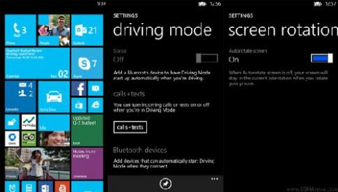Windows Phone 8 ra bản nâng cấp, hỗ trợ màn hình Full HD