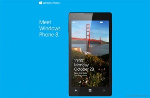 Windows Phone 8 sẽ phát hành cuối tháng 10