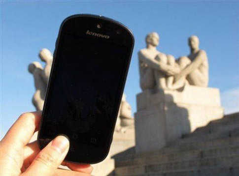 Windows Phone của Lenovo sẽ ra đầu năm 2012