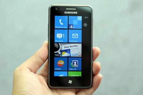 Windows Phone giá rẻ của Samsung về Việt Nam