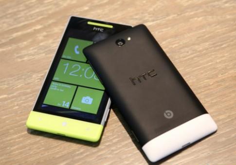 Windows Phone HTC 8S trở lại VN với giá rẻ một nửa