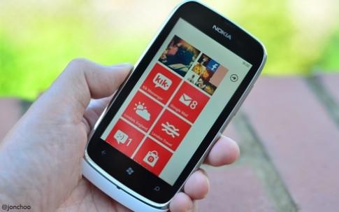 Windows Phone rẻ nhất của Nokia có bản phần mềm mới