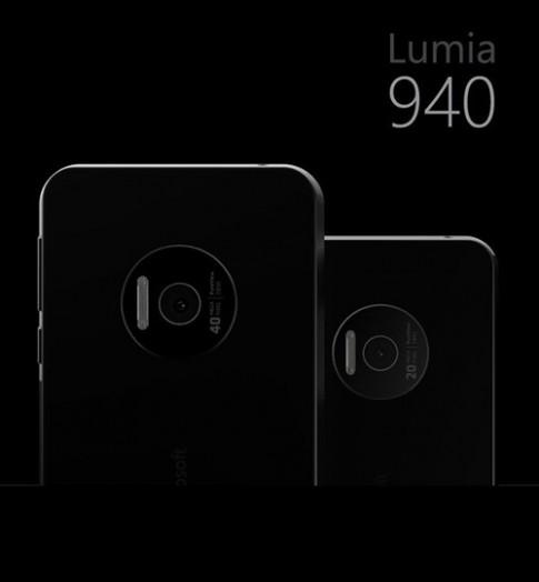 Xem ảnh dựng Lumia 940 và Lumia 940 XL