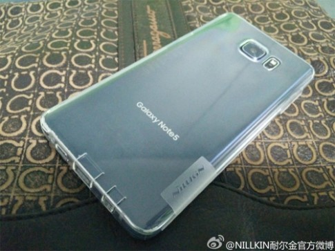 Xem ảnh rò rỉ về Galaxy Note 5