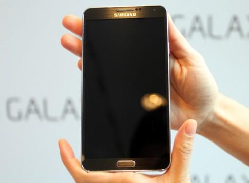 Xem ảnh thực tế Galaxy Note 3