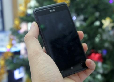 Xem ảnh thực tế HTC Desire L ở Việt Nam