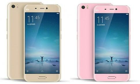 Xiaomi Mi 5 sẽ có bản màu hồng, giá khoảng 310 USD