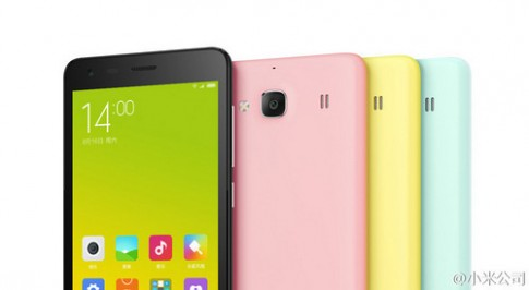 Xiaomi tung ra smartphone 64-bit giá 110 USD