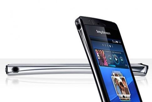 Xperia Arc HD với màn hình 720p sắp ra mắt