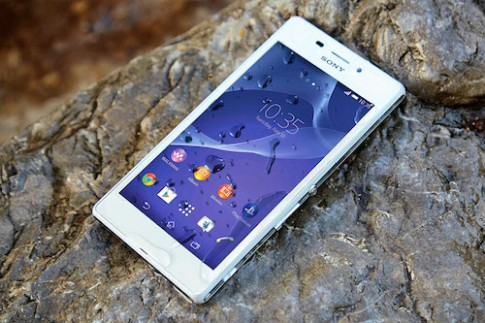 Xperia M2 Aqua - smartphone chống nước tốt nhất thế giới