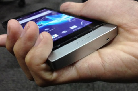 Xperia P dính lỗi tụt sóng như iPhone 4