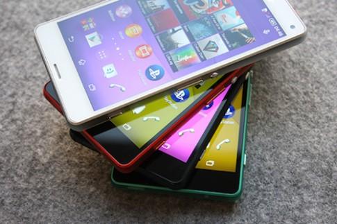 Xperia Z3 Compact lộ ảnh, thông số kỹ thuật trước giờ ra mắt