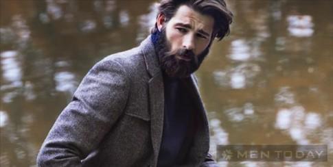 Xu hướng chất liệu trong trang phục nam giới hiện đại (P1)