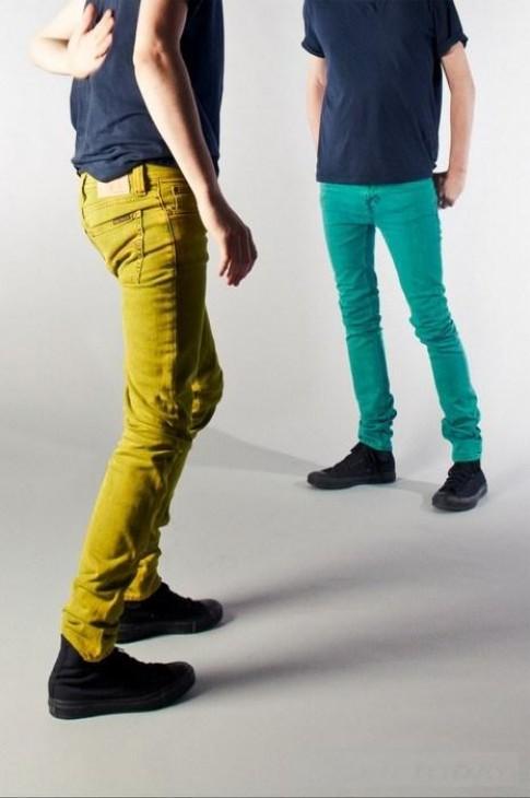 Xu hướng màu sắc cho trang phục nam mùa hè 2013 từ Nudie