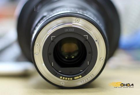 Ý nghĩa ký hiệu trên ống kính L của Canon