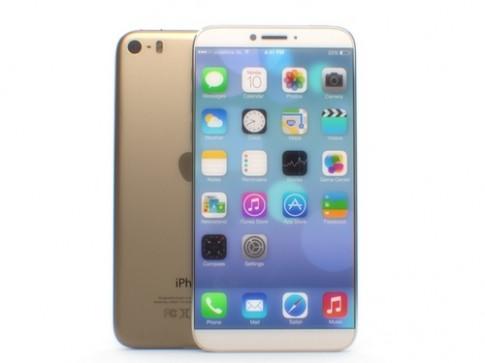 Ý tưởng iPhone 6 không có nút Home