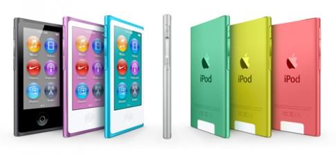 Ý tưởng iPhone 6 mang hình hài iPod Nano