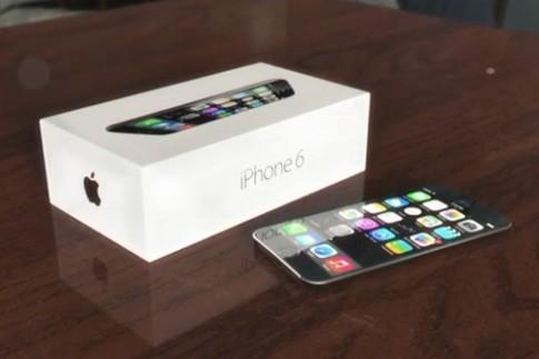 Ý tưởng iPhone 6 với màn hình sapphire 4,5 inch uốn cong