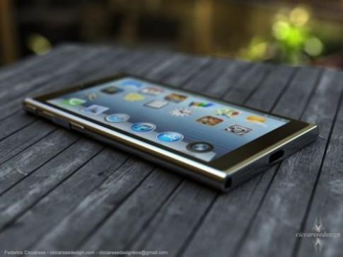 Ý tưởng iPhone 6 với thiết kế giống Lumia