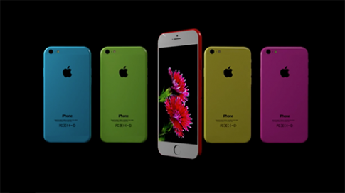 Ý tưởng iPhone 7c vỏ nhựa, thiết kế giống iPhone 6s