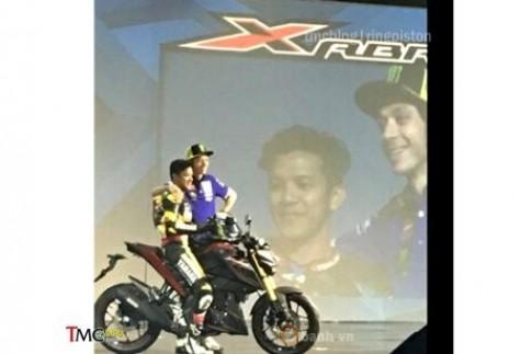 Yamaha Xabre 2016 chính thức ra mắt thị trường Indonesia (update...)