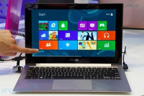 Zenbook Prime phiên bản màn hình cảm ứng