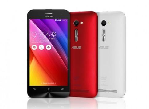 Zenfone 2 thêm bản màn hình 5 inch giá 3,99 triệu đồng