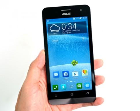 ZenFone 5 hàng xách tay rẻ hơn chính hãng gần 1 triệu đồng
