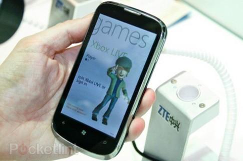 ZTE giới thiệu 2 điện thoại Windows Phone