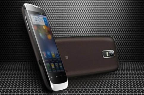 ZTE giới thiệu 3 smartphone trước MWC 2012