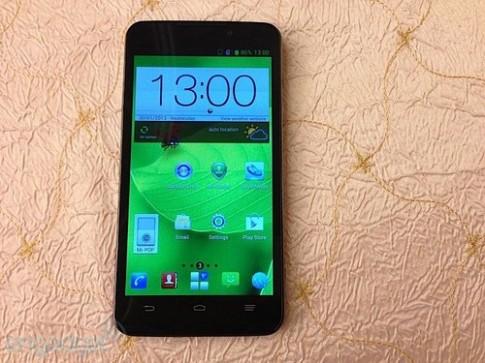ZTE tham gia làng phablet với smartphone 5,7 inch