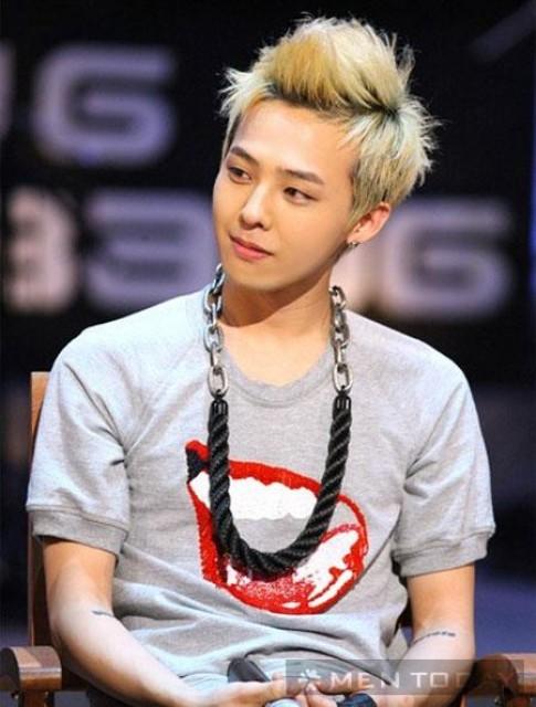"""10 kiểu tóc """"đóng dấu"""" thương hiệu của G-Dragon"""