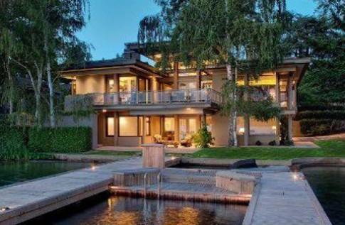 10 ngôi nhà hiện đại nhất nước Mỹ
