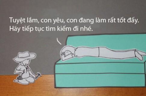10 trò hiệu quả dụ trẻ chơi khi mẹ buồn ngủ